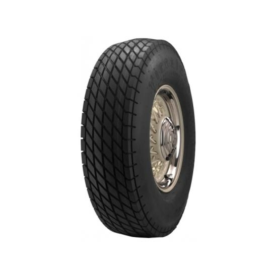 Coker Tire 55662 Firestone Grooved Rear Tire, 8.20-18