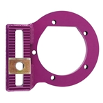 Ford 9 Inch Perfect Pinion Plate, Purple