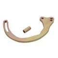 Small Block Chevy Lower Alternator Bracket, Plain