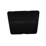 CHQ Reproductions Brake/Clutch Pedal Pad for Manual Trans/Drum Brakes