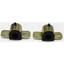 Keystone 9.5161G Greaseable Sway Bar Frame Bracket Bushings, Pair