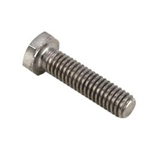 Tru-Lite Titanium Bolt, 5/16-18 Coarse Thread, 1 Inch Long, 1/2 Inch Hex Head