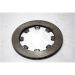 Garage Sale - AFCO 9850-6021 Straight Vane Brake Rotor, 11.75 x .81 Inch
