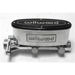 Garage Sale - Wilwood Tandem Master Cylinder, 1 Inch Bore, Polished