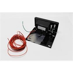 Garage Sale - Electric Hide-Away License Plate Frame, Black