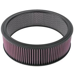 K&N E-3732 Lifetime Performance Air Filter, 4.5in Tall, Round