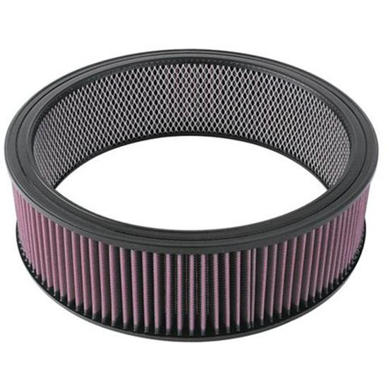 K&N Filters E-3750 Replacement Filter Element, 14 x 4 Inch