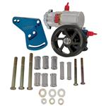 KRC Ford Cast Iron Power Steering Pump Kits, Serpentine Pulley
