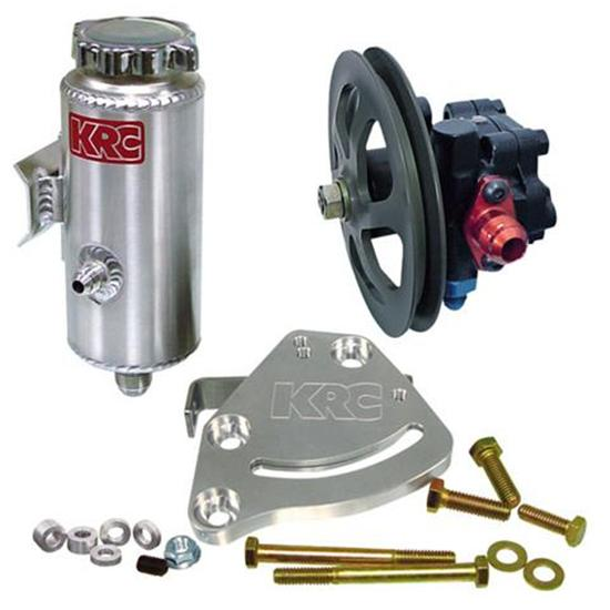 KRC 59010015 Cast Iron Pump Kit, V-Belt, Block Mount, Remote Reservoir
