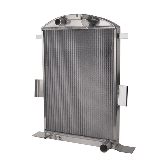 Afco 1935 Ford Aluminum Radiator, Chevy Engine