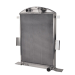 AFCO 80148-S-NA-N  1935 Ford Aluminum Radiator, Chevy Engine