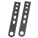 Steel Exhaust Hanger Brackets, 7 Inch