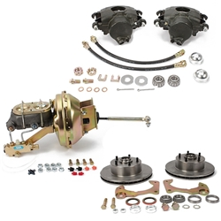 1963-1966 Chevy 1/2 Ton Pickup Front Disc Brake Conversion Kit