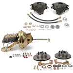 1963-66 Chevy Pickup Front Disc Brake Conversion Kit