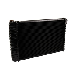 1973-87 Chevy Pickup and Blazer 3 Row Radiator, OEM Replacement