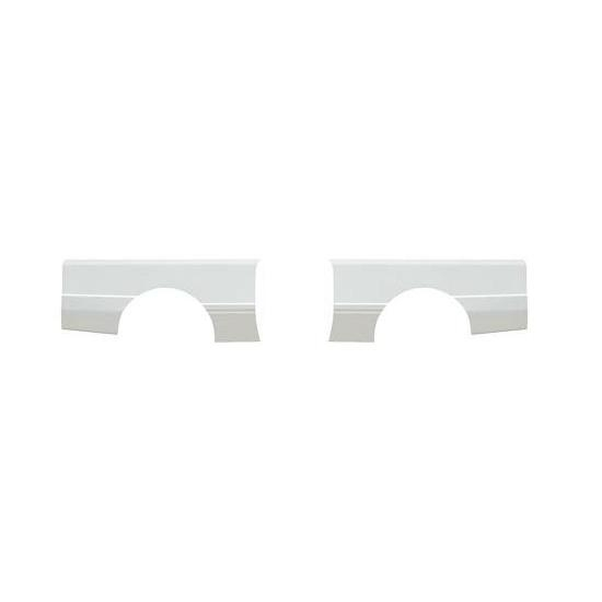Lightweight Steel 1979-93 Mustang GT Rear Quarter Panels