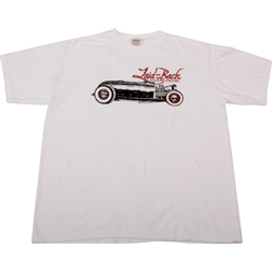 Hi Boy Laid-Back Garage White T-Shirt