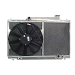 Garage Sale - C&R Radiator for 2003-04 Civic w/Fans