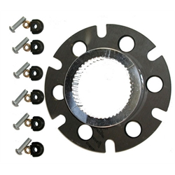 Sprint Brake Hub & Bolt Kit, 6 on 5 1/2 Inch Bolt Pattern