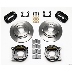 Garage Sale - Wilwood Rear Disc Brake Kit with Emergency Brake