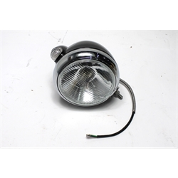 Garage Sale - Guide 682-C Style Headlight, Black