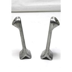 Garage Sale - Aluminum Headlight Mounting Brackets, Plain