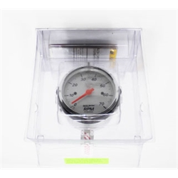 Garage Sale - AutoMeter 1398 Arctic White Air-Core In-Dash Teachometer Gauge