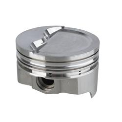 Icon Chevy 350 Forged Pistons, Dish, 5.7 Rod