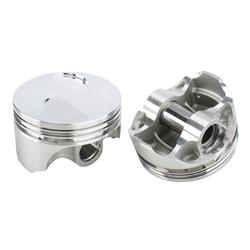 Icon 2.3 Ford Pistons, Flat Top, 5.205 Rod