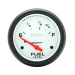 Auto Meter 5815 Phantom Air-Core Electric Fuel Level Gauge, 2-1/16 In.