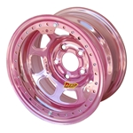 Aero 53-975035PIN 53 Series 15x7 Inch Wheel, BL, 5 on 5 BP, 3-1/2 BS