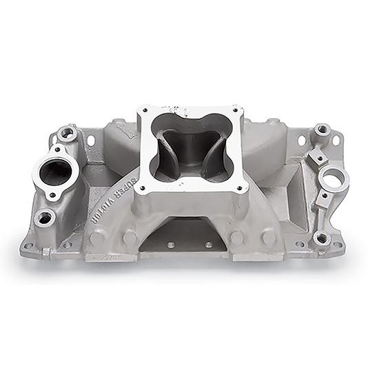Edelbrock 2971 Super Victor Intake Manifold, Small Block
