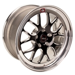 Weld Racing 77HB-8100B56A 18 In. RT-S77 Rear Wheel For Chevy G-Comp Nova