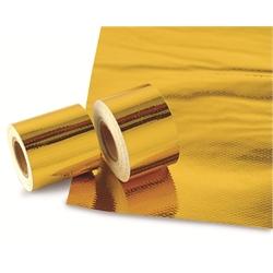 DEi 010393 Reflect-A-GOLD Heat Reflective Tape, 24 x 24 Inch Sheet
