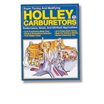Holley 36-136 Carburetor Manual By Dave Emanuel