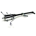 Ididit 1130330020 Tilt Wheel Steering Column w/ Shift, 33 Inch, Chrome