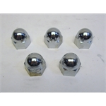 Garage Sale - Chrome Lug Nut Covers for 13/16 Inch Lug Nuts