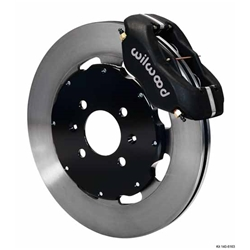 Wilwood 140-6310 FDL 12.19 Inch Front Disc Brake Kit, 88-00 Civic/CRX