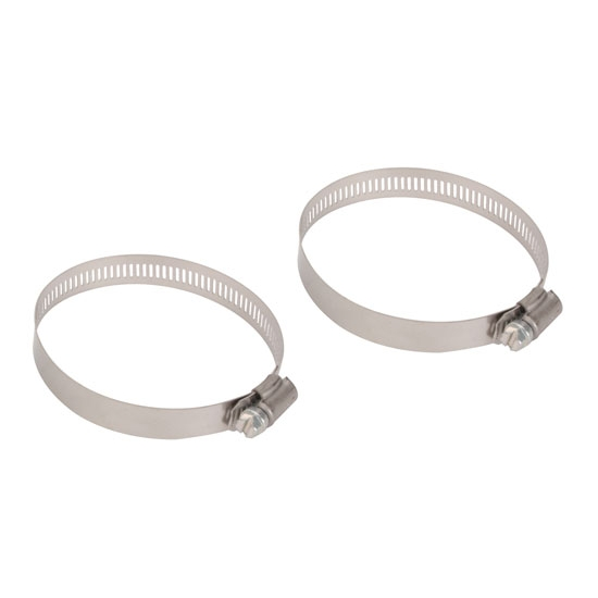 3.5 Inch Hose Clamps-2pk