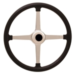 GT Performance 91-4040 GT3 Competition Bell Style Rubber Steering Wheel