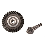 1935-1948 Ford/Mercury High Speed Ring and Pinion Gear Set, 3.54 Gear Ratio