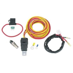 Garage Sale - Spal Thermoswitch Relay and Wiring Harness Kit
