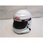 Garage Sale - Simpson Voyager Sidewinder SA2010 Helmet, White, Size 7-3/8