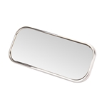 Hagan M-RTH Fattie Rectangular Rear-View Mirror Head
