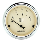 Auto Meter 1816 Antique Beige Air-Core Fuel Level Gauge