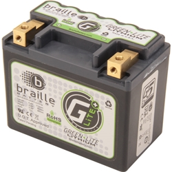 Braille G5 Lithium-Ion Battery, 12 Volt