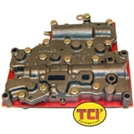 TCI 744500 Powerglide Circle Track Internal Valve Body, High Gear Only