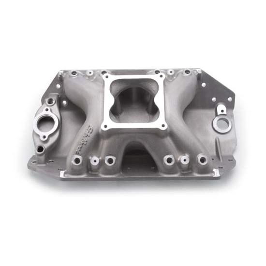Edelbrock 28035 Big Victor HV Spread-Port Intake Manifold