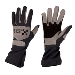 Finishline Racing Gloves-Single Layer