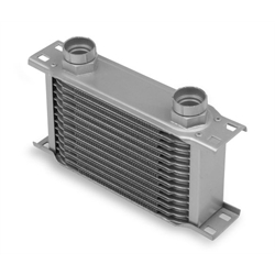Earls 21300ERL 13 Row Oil Cooler Core, Gray